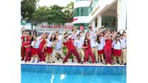 """Bộ ảnh kỷ yếu """"một thời đáng nhớ"""" của học sinh Trường Quốc tế Á Châu"""