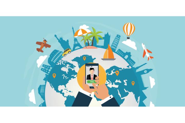 Trang di động - Dịch vụ quốc tế