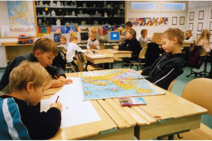 Triết lý nền giáo dục hạnh phúc của Phần Lan   Thế giới   GD&TĐ