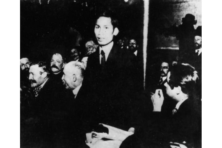 Nguyễn Ái Quốc với quốc tế cộng sản - Tạp chí Sông Hương