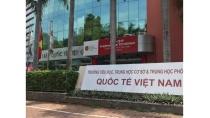 Trường quốc tế Việt Úc cơ sở Ba tháng Hai bỗng đổi tên thành quốc tế ...