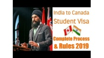 India to Canada Student Visa | Complete Process & Rules 2019