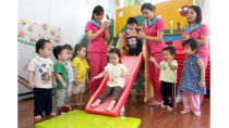 Giáo dục mầm non khởi sắc trong năm học mới | Giáo dục | GD&TĐ