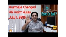 Australia Immigration PR points new rules from July 1, 2018 /Hindi