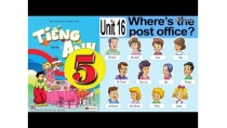 Tiếng Anh Lớp 5: Unit 16 WHERE IS THE POST OFFICE