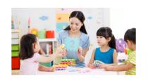 Hướng dẫn áp dụng giáo án phương pháp giáo dục mầm non Montessori