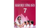 Giáo Dục Công Dân Lớp 7 | Tiki.vn: Sách,Truyện