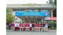 ĐH Bách Khoa đón HS trường quốc tế Việt Úc đến tham quan