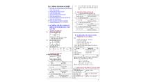 Công thức Tài chính doanh nghiệp | Tailieuhoctap.vn