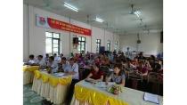 Khai giảng lớp đào tạo nghề trồng và nhân giống nấm cho lao động ...