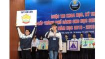 Hà Nội chọn 33 đề tài tham dự cuộc thi khoa học kỹ thuật cấp quốc ...