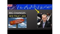 AUSTRALIA'S NEW IMMIGRATION POLICY IN 2019 - BIG CHANGES
