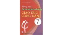 Hướng dẫn trả lời câu hỏi và bài tập GDCD 7 - Sách Giải