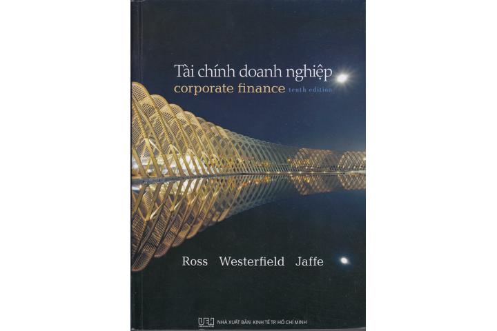 Tài chính doanh nghiệp - Ross Westerfield Jaffe - Kúc Ku Sách