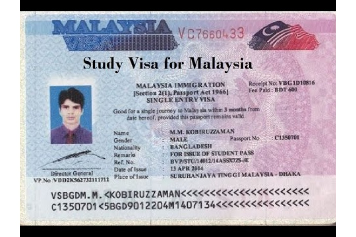 check student visa of malaysia - YouTube