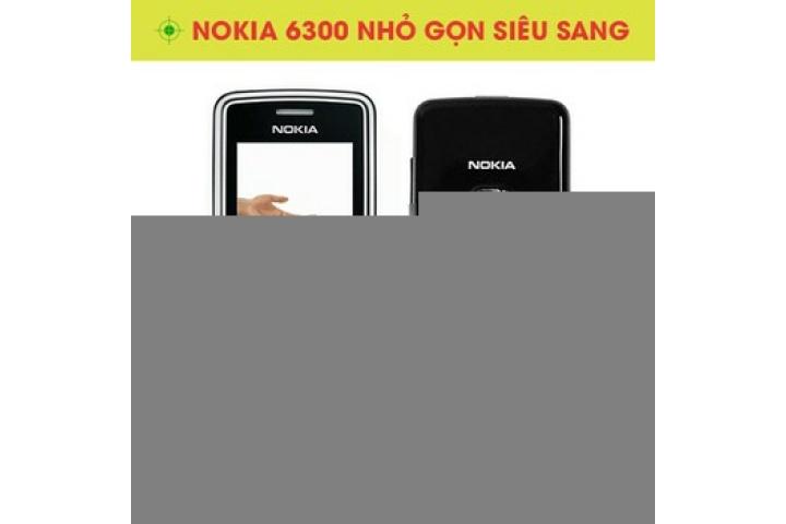 alofone.vn: điện thoại nokia cũ 6300 - 83312   Sendo.vn