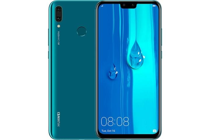 Huawei Y9 2019 - Chính hãng, giá tốt, camera kép AI hai mặt