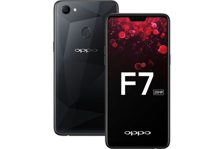 OPPO F7 128GB - Thiết kế tràn viền, tai thỏ   Thegioididong.com