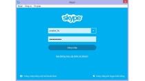 Thủ thuật]Xóa tài khoản Skype trên cửa sổ đăng nhập