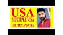 USA 10 Year Multiple Visa-B1B2 Updates 2019