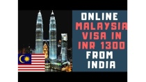 हिन्दी |ONLINE MALAYSIA TOURIST VISA FOR INDIANS IN Rs1300 |  eNTRI | APPLY FROM HOME | 2018
