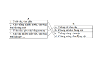 Giải VBT Khoa Học 4 Bài 54: Nhiệt cần cho sự sống   Giải vở bài tập ...