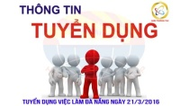 Tuyển dụng Việc làm Đà Nẵng 21/3/2016 - Part-time | BLOG GIỚI THÔNG TIN