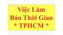 Việc làm parttime và fulltimecho sv quận Phú Nhuận - TP.HCM | muaban.net