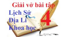 Giải VBT Khoa Học 4 Bài 48: Ánh sáng cần cho sự sống (tiếp theo ...
