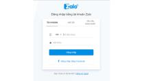 Hướng dẫn cách đăng nhập Zalo trên máy tính nhanh và đơn giản ...