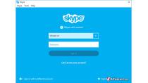 Khắc phục lỗi Skype không đăng nhập được: Skype can't connect