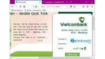 Cách đăng nhập Vietcombank Internet Banking trên điện thoại