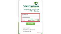 Cách chuyển tiền Vietcombank Online qua mạng - Internet Banking