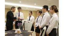 Học Quản lý khách sạn - nhà hàng tại Hà Nội uy tín