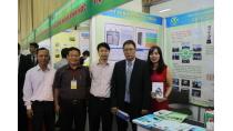 Viện Công nghệ môi trường tham gia Chợ công nghệ và thiết bị Quốc tế ...