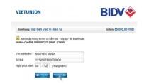 HD-BIDV
