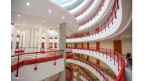 Cận cảnh 'tòa nhà thế kỷ' tại ĐH Kinh tế Quốc dân - Giáo dục - ZING.VN