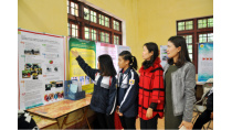 Trưng bày sản phẩm dự thi khoa học kỹ thuật năm học 2016 - 2017 ...