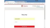 Cách đăng nhập Garena, login tài khoản Garena lol, Fifa, Liên quân trê