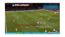 Thiên hướng livestream bóng đá trên FB - livestream.vn - Livestream