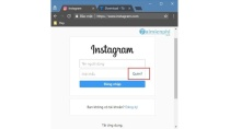 Lỗi đăng nhập Instagram trên điện thoại, không vào Instagram được