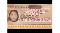 JAPAN TOURIST VISA FOR FILIPINOS APPLICATION EXPERIENCE: APPROVED | Pauline Jizelle