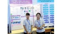 Cuộc thi Khoa học kỹ thuật cấp quốc gia dành cho học sinh trung học ...