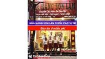 Tuyển phục vụ, phụ bếp bao ăn ở miễn phí - Nhà hàng Sơn Lâm - Thích ...