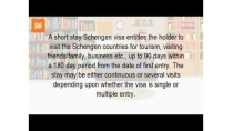 What Is The Meaning Of Single Entry Schengen Visa?
