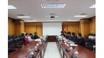Họp triển khai dự án giữa Viện Hàn lâm Khoa học và Công nghệ Việt ...