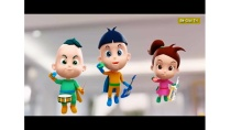 Video quảng cáo cho bé Cười - Quảng cáo vui nhộn cho bé xem lúc ăn ...