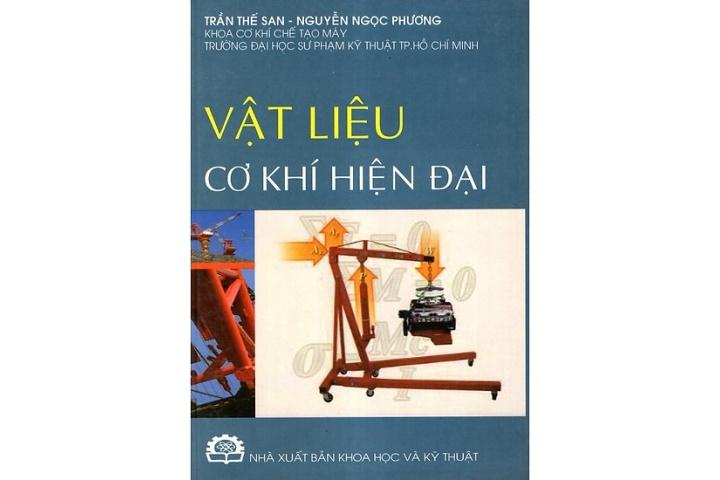 Vật Liệu Cơ Khí Hiện Đại | Tiki.vn: Sách,Truyện
