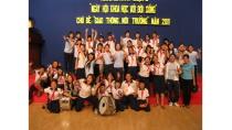 """Trường THCS Lương Định Của đạt giải I hội thi """"Khoa học và đời sống ..."""