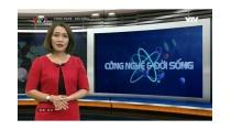 Truyền thông về Khoa học Công nghệ trên Đài Truyền hình Việt Nam ...